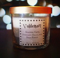 Harry Potter' Candles Collect The Magical Scents Of The Books' Biggest Characters