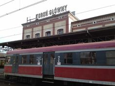 Toruń Główny in Toruń, Województwo kujawsko-pomorskie