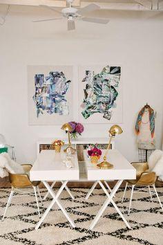 Crea simetrías en tu casa