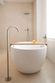 Simple luxury.  The