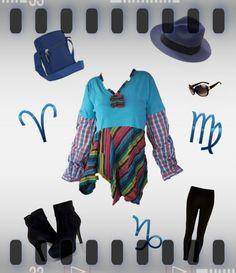 L  2XL Boho Cotton Tunic Dress Upcycled by NewLoveStory on Etsy