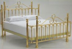 Iron Furniture, Steel Furniture, Sofa Furniture, Luxury Furniture, Wrought Iron Beds, Bedroom Bed Design, Guest Room Office, Home Design Plans, Bed Frame