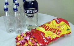 This website has a ton of ways to make delicious vodka infused drinks and treats!