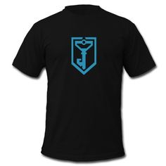 Resistance Shirt From Ingress. Show your team pride!