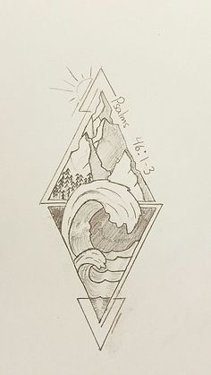 Image result for vintage tattoos with triangle white space