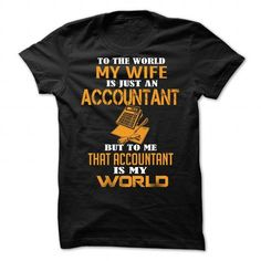 Make this awesome proud Accountant: Accountant as a great gift Shirts T-Shirts for Accountantes