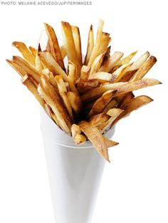 "Oven ""Fries"" Recipe : Ellie Krieger : Food Network - FoodNetwork.com"