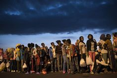 Amid Record Waves of Refugees, Italy Finding Limits to Its Compassion