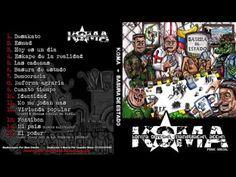 KOMA PUNK SOCIAL  (K,O,M,A) BASURA DE ESTADO 2013 (COMPLETO)