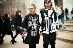 Street Style Fashion Week F/W 2014