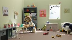 A rather lighthearted piece that adheres t the fundamental nature of stop-motion.