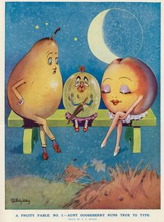 G.E. Studdy illustration from janwillemsen, via Flickr
