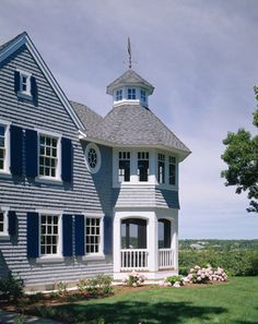 Magic Place - traditional - exterior - boston - by Polhemus Savery DaSilva