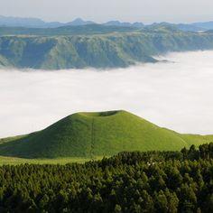 阿蘇の雲海 - このカテゴリのルートのイメージを表示する