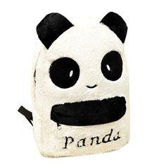panda backpack| free shipping!  panda harajuku kawaii ulzzang decora kei fachin backback bear accessories bag under20 under30 free shipping rosegal