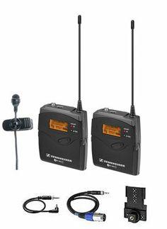 Sennheiser ew 122-P G3 D-Band 790-772 MHz Wireless Microphone