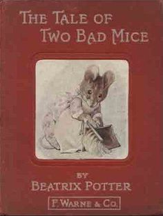 The tale of two bad mice (1904).....this edition seems to be missing pages?