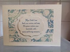 In love with Venetian Romance designer Paper, Stampin'up by Kerry Crocker