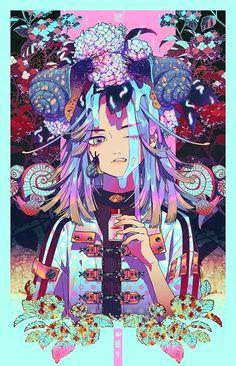Post with 0 votes and 324 views. Art Anime, Anime Art Girl, Manga Art, Kawaii Art, Kawaii Anime, Aesthetic Anime, Aesthetic Art, Pretty Art, Cute Art