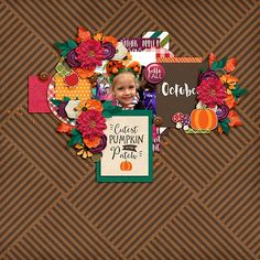 Using Everyday Life - October 2015 by Juno Designs and a template by Two Tiny Turtles     http://shop.thedigitalpress.co/Everyday-Life-15-October-Bundle.html