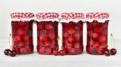 Compot de visine pentru iarna | JamilaCuisine Romanian Food, Romanian Recipes, Food To Make, Healthy Eating, Sweets, Vegetables, Cooking, Mai, Youtube