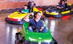 Groupon - Two or Four Game Cards, or Two After Dark Unlimited Ride Passes and Game Cards at iPlay America (56% Off)  in iPlay America. Groupon deal price: $39.95