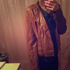 Mossimo leather jacket Mossimo leather jacket Mossimo Supply Co Jackets & Coats