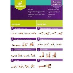 Kayla Itsines Ab Workout - Kayla Itsines Workout Program Review