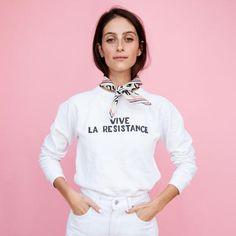 Sweatshirt – Clare V.