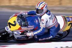 Mick Doohan + Honda NSR 500 ...  5 campeonatos mundiales