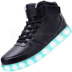 b2e9eb46383ea Looking for the perfect Odema Women Men High Top Usb Charging Led Sport  Shoes Flashing Sneakers  Please click and view this most popular Odema  Women Men ...