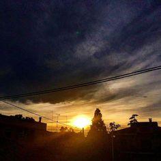 Puesta de Sol esta tarde en Ribarroja. #Sol #Cielo #valenciaturisme #Valenciagram #Valenciagrafias #loves_valencia #Ribarroja #estoyenribaroja by kikebm__78