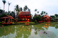 Traditional Thai houses - Dhabkwan Resort Spa! NOW ON HotelTrip.com