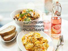 Italienisch Geniessen heisst für uns, aus saisonalen Ingredienti und dem überlieferten Wissen unserer Nonnas, das Beste zu machen. Buon appetito!