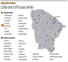 Massapê terá seu CVT mantido mais outros 16 serão desativados pelo o Governo do Estado: ift.tt/2murL39