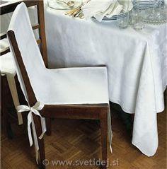 alternative décoration de chaise