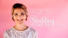 How to: Wedding Make Up. A tutorial on applying wedding makeup for an easy and beautiful look.  To see this video with a detailed descriptio...