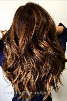 Beautiful Amazing glossy hair colour: Beautiful fall hairstyle The post Amazing glossy hair colour: Beautiful fall hairstyle… appeared first on Amazing Hairstyles .