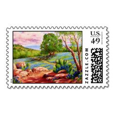 Bluebonnet Trail Postage Stamps We have the best promotion for you and if you are interested in the related item or need more information reviews from the x customer who are own of them before please follow the link to see fully reviewsDiscount Deals Bluebonnet Trail Postage...