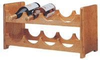 Free Wine Rack Woodworking Plans From Shopsmith