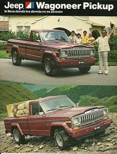 JEEP Wagoneer Pickup