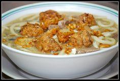 Pinay In Texas Cooking Corner: Batangas Lomi on Pinay In Texas Cooking Corner's 2nd Monthsary