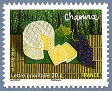 2010 -  Saveurs de nos régions - Chaource