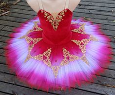 Awesome red tutu