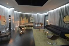 Derek Lam designs Emmy Awards Green Room.