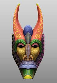 boruca masks - Google Search