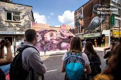 Follow in the footsteps of Jack the Ripper and the Elephant Man on a 2-hour tour of the East End of London. Learn about the slums and secrets of London's most creative and culturally diverse neighborhood. And end with an optional curry lunch!