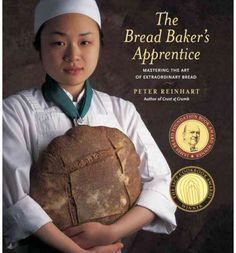 The Bread Bakers Apprentice: Mastering the Art of Extraordinary Bread: Peter Reinhart, Ron Manville. This has been a FABULOUS book in my blooming bread-making adventures! Wine Recipes, Bread Recipes, Making Sourdough Bread, Rye Bread, New York Bagel, The Fresh Loaf, Brunch, Crumpets, Gourmet