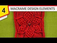 Beading4perfectionists : Micro macrame bracelet with 6mm swarovski & seedbeads tutorial - YouTube