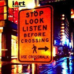 STOP LOOK LISTEN, $5.00